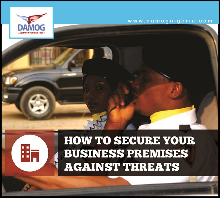 secure business premises