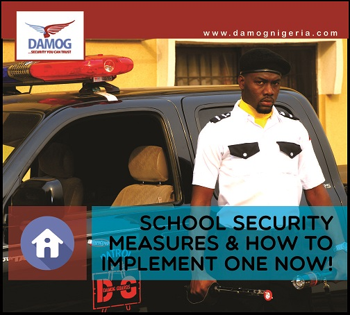School security measures